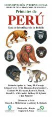 Primates de Perú: Guía de Identificación de Bolsillo [Monkeys of Peru: Pocket Identification Guide]