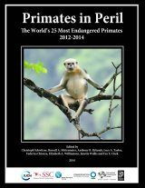 Primates in Peril: The World's 25 Most Endangered Primates 2012-2014 Image
