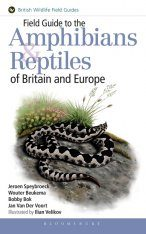 Field Guide to the Amphibians & Reptiles of Britain and Europe Image