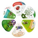 National Biodiversity Data Centre Identification Swatches Value Pack (6-Volume Set)