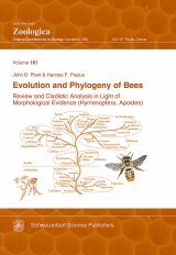 Evolution and Phylogeny of Bees Image