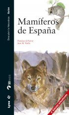 Mamíferos de España: Península, Baleares y Canarias [Mammals of Spain: The Iberian Peninsula, Balearics and Canary Islands] Image
