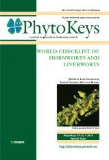 PhytoKeys 59: World Checklist of Hornworts and Liverworts (2-Volume Set)