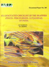 An Annotated Checklist of the Snappers (Pisces: Perciformes: Lutjanidae) of India Image