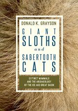 Giant Sloths and Sabertooth Cats