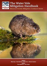 The Water Vole Mitigation Handbook Image