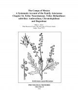 The Comps of Mexico: A Systematic Account of the Family Asteraceae, Chapter 14