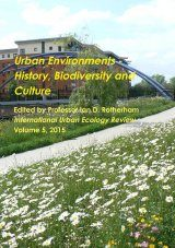 Urban Environments - History, Biodiversity and Culture Image
