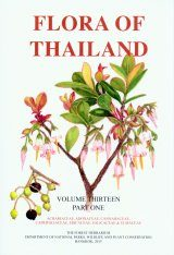 Flora of Thailand, Volume 13, Part 1