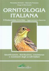 Ornitologia Italiana, Volume 9: Emberizidae - Icteridae: Aggiornamenti e Check-list [Updates and Checklist] Image