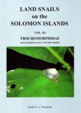 Land Snails on the Solomon Islands, Volume 3