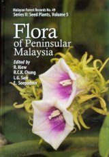 Flora of Peninsular Malaysia, Series II: Seed Plants, Volume 5