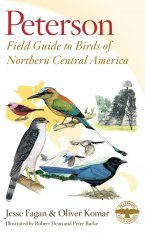 Peterson Field Guide to Birds of Northern Central America Image