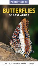 Struik Pocket Guide: Butterflies of East Africa Image
