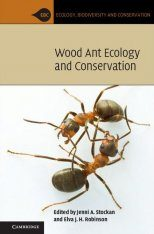 Wood Ant Ecology and Conservation Image