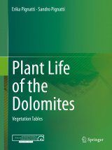 Plant Life of the Dolomites: Vegetation Tables Image