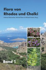 Flora von Rhodos und Chalki, Band 1 [Flora of Rhodes and Halki, Volume 1] Image