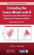 Extending the Linear Model with R Image