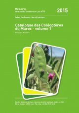 Catalogue des Coléoptères du Maroc, Volume 1: Coleoptera, Bruchidae [Catalogue of Coleoptera of Morocco, Volume 1: Coleoptera, Bruchidae] [Spanish]