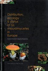 Distribution, Ecology and Status of 51 Macromycetes in Europe