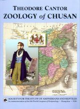 Theodor Cantor: Zoology of Chusan (China) Image