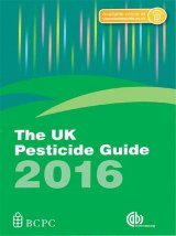 The UK Pesticide Guide 2016 Image