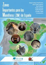 Zonas Importantes para los Mamíferos (ZIM) de España [Important Areas for Mammals of Spain]