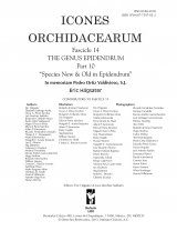 Icones Orchidacearum, Fascicle 14 Image