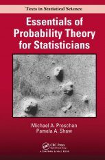 Essentials of Probability Theory for Statisticians Image