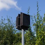 Pole Mounted Large Colony Bat Box
