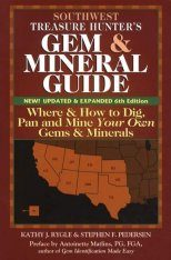 Southwest Treasure Hunter's Gem & Mineral Guide Image