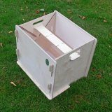 Flatpack Skinner Moth Trap (No Electrics)
