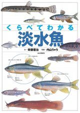 Kurabete Wakaru Tansuigyo Tankōbon [Pictorial Field Guide to Japanese Freshwater Fishes]