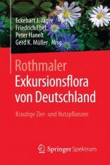 Rothmaler - Exkursionsflora von Deutschland, Band 5: Krautige Zier- und Nutzpflanzen [Rothmaler - Excursion Flora of Germany, Volume 5: Herbaceous Ornamental and Useful Plants]
