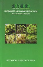 Liverworts and Hornworts of India