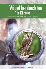 Where to Watch Birds in Carinthia, Austria / Vögel Beobachten in Kärnten