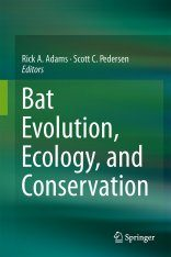 Bat Evolution, Ecology, and Conservation