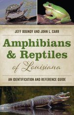 Amphibians & Reptiles of Louisiana