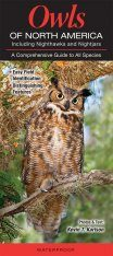 Owls of North America – Including Nighthawks and Nightjars