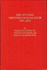 History of the Nuttall Ornithological Club, 1987-2015