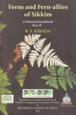 Ferns and Fern-Allies of Sikkim: A Pictorial Handbook, Part 2 Image