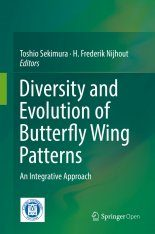 Diversity and Evolution of Butterfly Wing Patterns