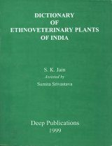 Dictionary of Ethnoveterinary Plants of India