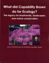What Did Capability Brown Do for Ecology?
