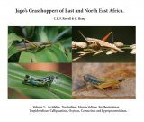 Jago's Grasshoppers of East and North East Africa, Volume 2