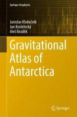 Gravitational Atlas of Antarctica