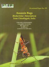 Assassin Bugs (Reduviidae: Heteroptera) from Chhattisgarh, India