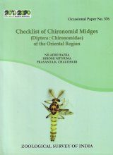 Checklist of Chironomid Midges (Diptera: Chironomidae) of the Oriental Region