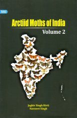 Arctiid Moths of India, Volume 2