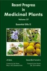 Recent Progress in Medicinal Plants, Volume 37: Essential Oils II